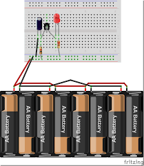 how to build a simple blinking led circuit a capacitor simple blinking led