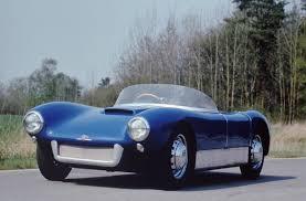 Saab Sonett I (1956) - SpeedDoctor.net : SpeedDoctor.net