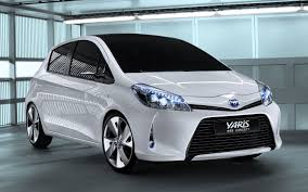 Next-Gen 2012 Toyota Yaris Debuts in Europe