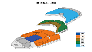 Mississauga Living Arts Centre Seating Chart