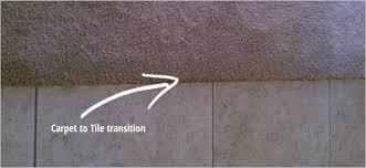 carpet to tile transition. lpcarpettotile carpet to tile transition e