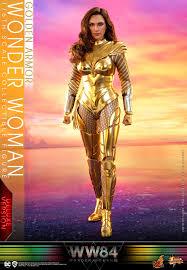 Hot Toys - Wonder Woman - Golden Armor Deluxe Version - Wonder Woman 1984 |  Vorbestellung | Hot Toys