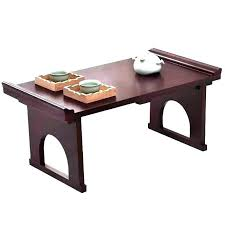 wooden tray table sets wood trays top dark tables black tv set