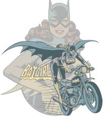 DC Comics Batgirl Biker Toddler T-Shirt - Sons of Gotham