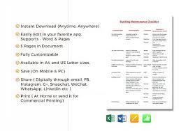 Desktop Computer Inventory Sample Format Download Pc Checklist ...