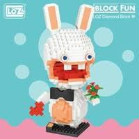 <b>LOZ</b> Diamond <b>Blocks</b> Rabbit Toy Doll Micro Building <b>Blocks</b>...