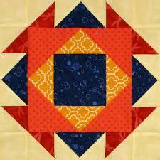 495 best Barn Quilts images on Pinterest   Shed doors, Appliques ... & Aztec Jewel Quilt Block Adamdwight.com