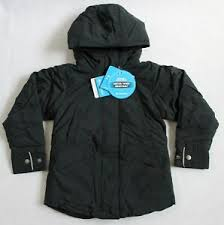 Columbia Xxs Size Chart Details About Columbia Girls Size Xxs 4 5 Frosted Jacket Fall Winter Coat Black Hooded Parka