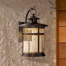 rustic exterior lighting. callaway rustic bronze 11 1/2\ exterior lighting r