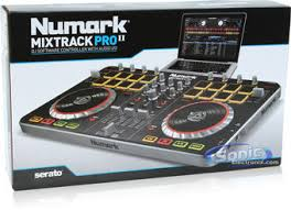 numark mixtrack pro ii mixtrackproii swc88bhs5d numark mixtrack product numark mixtrack pro ii controller and samson concert 88 wireless mic system