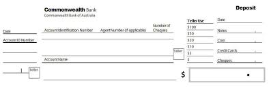 printable deposit slips what are bank deposit slips and how to fill one in finder com au