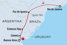 Best of Argentina, Uruguay & Brazil   Intrepid Travel - Intrepid Travel DE