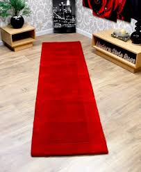 20 best collection of red runner rugs for hallway