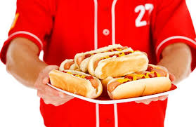 how many calories are in your ballpark snacks