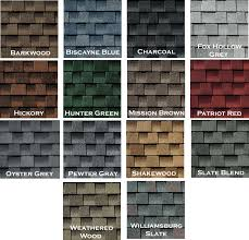 Gaf Timberline Hd Color Chart Gaf Roofing Shingles Color Chart 12 300 About Roof