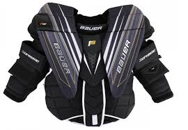 Bauer Goalie Chest Protector Size Chart Bauer Supreme 1s Sr Chest Arm Protector