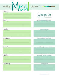 one week menu planner best 25 menu planners ideas on pinterest menu planner printable