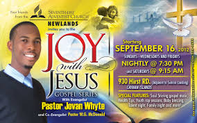church invitation flyers newlands church campaign continues cayman islands conference
