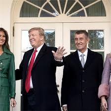 Trump K Nepoznání Americký Prezident Vytasil Nový účes Vypadá Jako