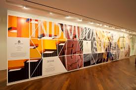Small Picture Image result for layered graphic walls GraphicsWayfinding