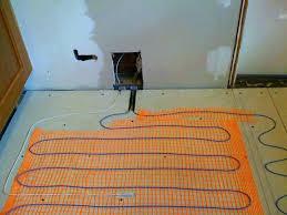 floor delightful tile floor heat mats throughout bathroom heating simple on within tile floor heat mats