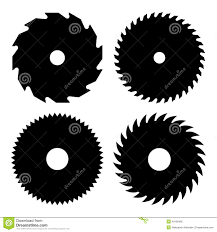saw blade vector. royalty-free vector saw blade