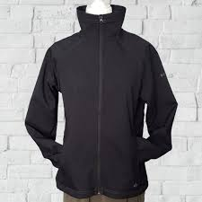 Columbia Winter Jacket Size Chart Columbia L 12 14 Winter Ace Softshell Jacket Black