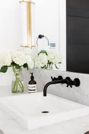 white bathroom faucet fixtures. matte black fixtures    studio mcgee white bathroom faucet