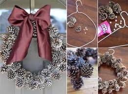 Small Picture Top 35 Astonishing DIY Christmas Wreaths Ideas