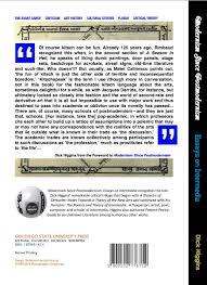 modernism since postmodernism essays on intermedia dick higgins  modernism since postmodernism essays on intermedia dick higgins 9781879691438 amazon com books