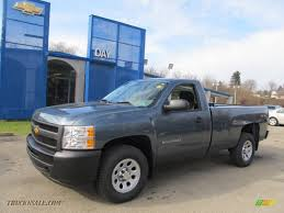 2013 Chevrolet Silverado 1500 Work Truck Regular Cab 4x4 in Blue ...