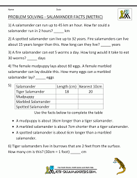 Second Grade Math Problems 2nd Money Word Worksheets Free Share ...