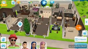 The Sims Mobile Home Design The Sims Mobile Toast Of The Town Max Level Home Design