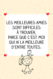 Citation Damour Citation Drole Pour Une Amie
