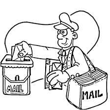 Small Picture Postman Pat Coloring Pages 1 Coloring Kids