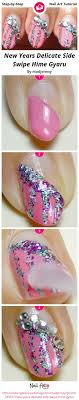 334 best Nail Art How-To Tutorials images on Pinterest   Nail art ...