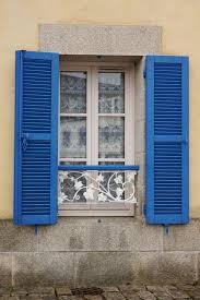 Klappläden Schutzelement Und Gesicht Für Die Fassade Schreinerei
