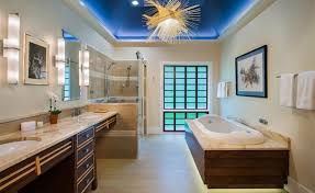 Spa Inspired Asian Bathroom