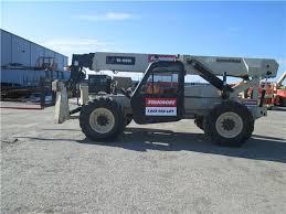 Ingersol Rand Forklift 2005 Ingersoll Rand Vr 1056 Telehandler Forklift Heavy Trucks