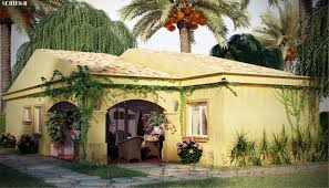 Spanish House Designs In The Philippines Single Story Mediterranean House Plans Simple Bungalow