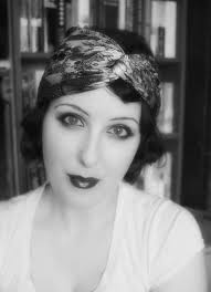 how to authentic 1920 s flapper makeup