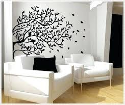 black n white wall art