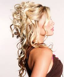Wedding Half Up Hairstyles Half Updo Hairstyles For Long Hair Women Medium Haircut