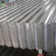 galvanised metal iron roofing galvanized corrugated steel sheet