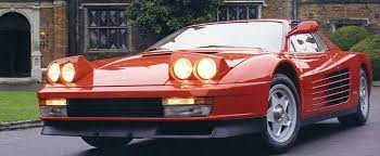 🍒 hear more 70s and other classic hits from lionel richie and more: Here Are The Most Memorable Movie Ferraris Of All Time Autoevolution
