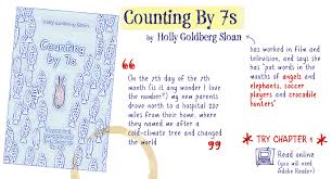 Count By 7s Chart Northern Ireland Book Award
