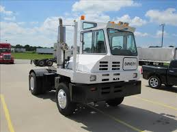 Used 2004 Capacity Tj5000 Yard Jockey Spotter For Sale For Sale In