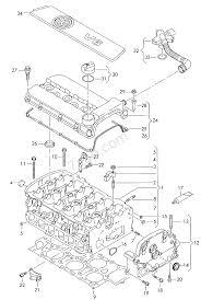 Cylinder head cylinder head cover golfgolf r32 golf 2007 year 474103700 103 103070 r32 engine diagram r32 engine diagram