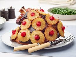 pineapple honey glazed ham recipe