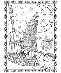 Halloween coloring sheets are an excellent way to this coloring sheet is ideal for creating halloween greeting cards. Halloween Free Coloring Pages Crayola Com